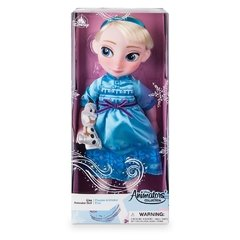 Disney Animators' Collection Elsa Doll - Michigan Dolls