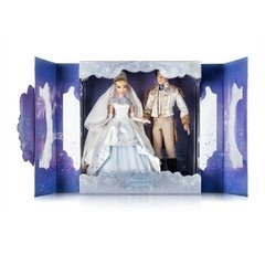 Cinderella and Prince Charming Limited Edition Wedding doll set - comprar online