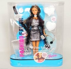 Barbie doll Fashion Fever Styles for 2