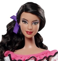 Barbie Mexico Dolls of The World na internet