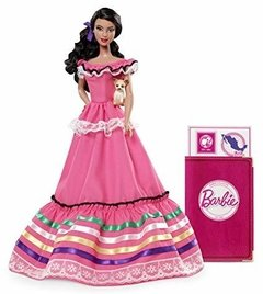 Barbie Mexico Dolls of The World - comprar online