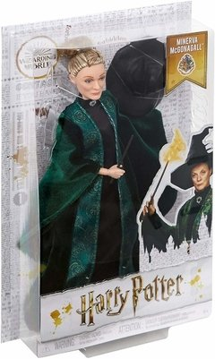 Professora Minerva Mcgonagall- Harry Potter doll - Michigan Dolls