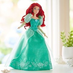 Ariel Celebration Disney Parks Diamond Castle Collection Limited Edition Doll