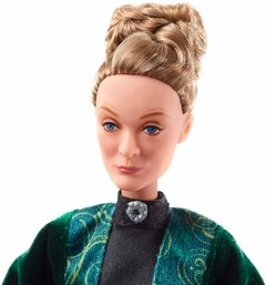 Professora Minerva Mcgonagall- Harry Potter doll na internet