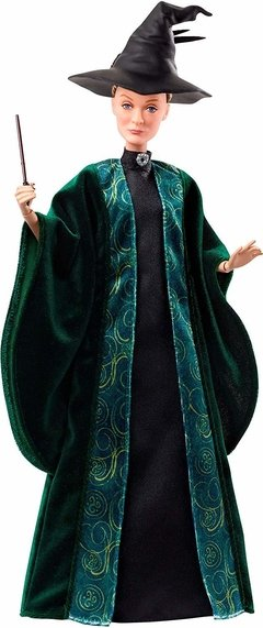 Professora Minerva Mcgonagall- Harry Potter doll