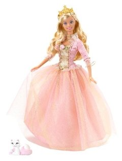 Barbie Anneliese The Princess & the Pauper