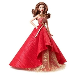 Barbie doll Holiday 2014