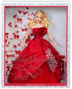 Barbie doll Holiday 2012
