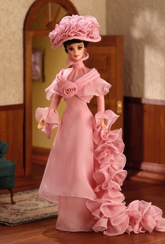Barbie Doll as Eliza Doolittle from My Fair Lady in Her Closing Scene