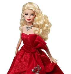 Barbie doll Holiday 2012 na internet