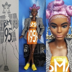 Barbie BMR1959 Doll