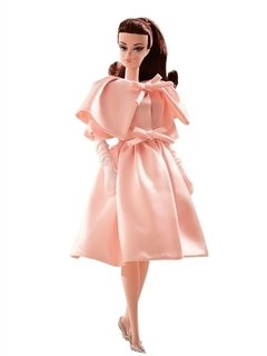 BARBIE SILKSTONE BLUSH BEAUTY