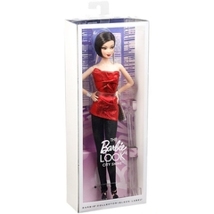 BARBIE - CITY SHINE RED DRESS - comprar online