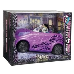 Monster High - Convertible - Scaris City of Frights