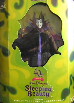 Disney Maleficent The Great Villains doll - comprar online