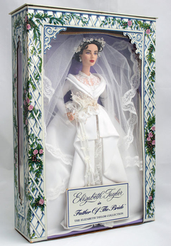Elizabeth Taylor in Father of the Bride Barbie doll - comprar online