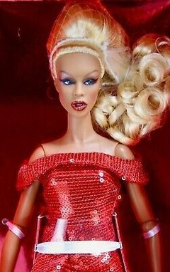 Red Realness The RUPAUL Doll - loja online