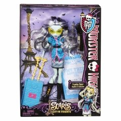 Monster High - Frankie Stein - Scaris, City of Frights