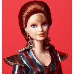 David Bowie Barbie doll na internet