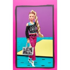 Keith Haring X Barbie Doll