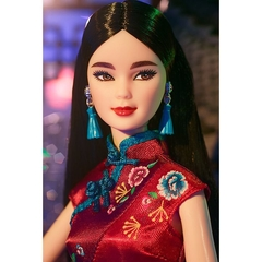 Barbie Lunar New Year doll na internet