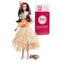 Hawaii Barbie Doll