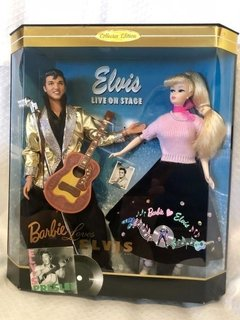 BARBIE LOVES ELVIS GIFT SET - comprar online