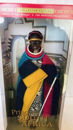 Princess of The South Africa Barbie Doll na internet
