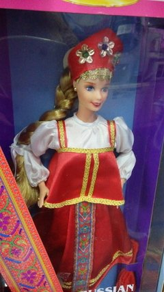 Barbie Russian Dolls of The World - Michigan Dolls