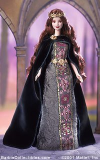 Princess of Ireland Barbie Doll