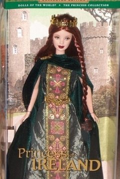 Princess of Ireland Barbie Doll - comprar online