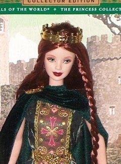 Princess of Ireland Barbie Doll na internet
