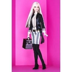 M.A.C  Barbie doll