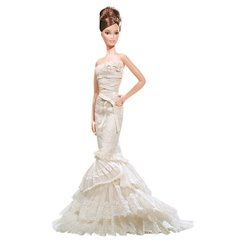 Vera Wang Bride: The Romanticist Barbie doll