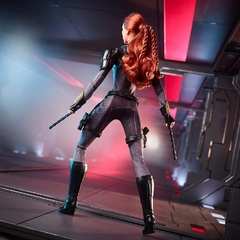 Marvel's Black Widow Barbie doll - Michigan Dolls