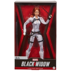 Marvel's Black Widow Barbie doll