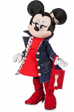 Minnie Mouse Signature Collection Limited Edition Doll Rock the Dots