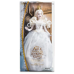 Alice Through the Looking Glass Mirana White Queen doll na internet