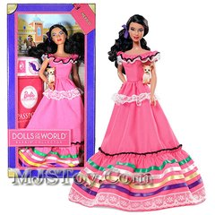 Barbie Mexico Dolls of The World