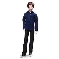 The Twilight Saga: Breaking Dawn- Part 2 Jasper doll
