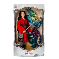 Mulan Live Action Limited Edition Doll - comprar online