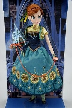 Anna Limited Edition Doll – Frozen Fever - comprar online
