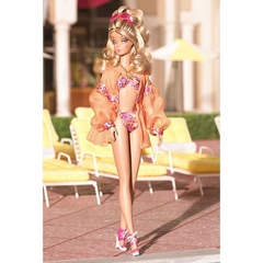 Barbie Silkstone Palm Beach Swim Suit