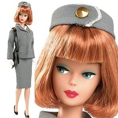 1966 My Favorite Carrer Pan American Airways Stewardess Barbie doll - comprar online