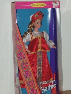 Barbie Russian Dolls of The World - loja online