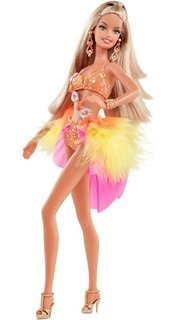 Dancing with Stars Samba Barbie doll - comprar online