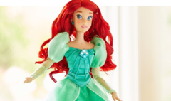 Ariel Celebration Disney Parks Diamond Castle Collection Limited Edition Doll - loja online