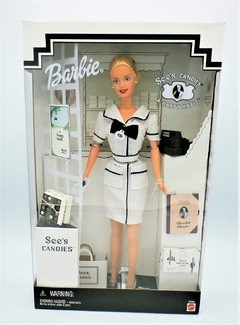 See's Candies - A Happy Habit Barbie doll