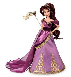 Megara Limited Edition Doll – Disney Designer Collection Midnight Masquerade Series na internet