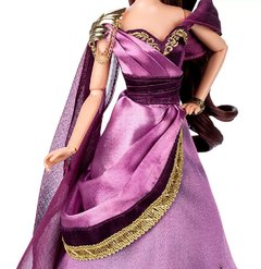 Megara Limited Edition Doll – Disney Designer Collection Midnight Masquerade Series - Michigan Dolls